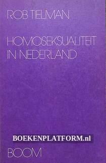 Homo-seksualiteit in Nederland