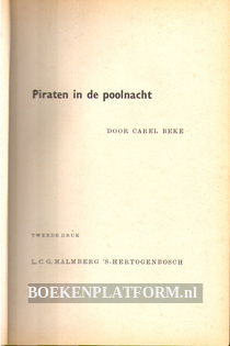 Pim Pandoer, Piraten in de poolnacht