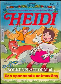 Heidi, Een spannende ontmoeting