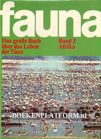 Fauna III, Afrika