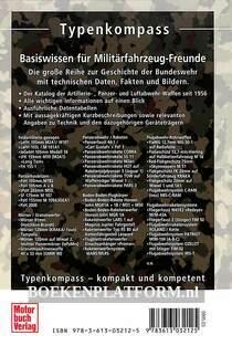 Artillerie, Panzer- und Luftabwehr-systeme der Bundeswehr