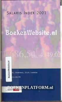 Salaris Index 2001