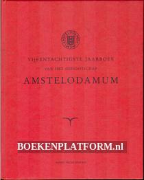Amstelodamum 1993