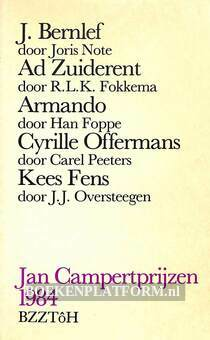 Jan Campertprijzen 1984