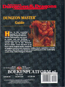 Advanced Dungeons & Dragons Master Guide
