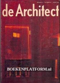 De Architect 1992-01