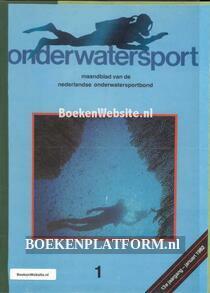 Onderwatersport magazine 1982 Ingebonden