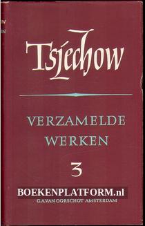 Verzamelde werken Tsjechow 3