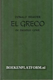 El Greco de bezeten Griek