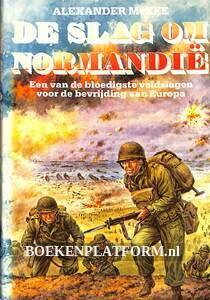 De slag om Normandië