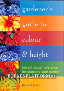 Garderner's Guide to Colour & Height