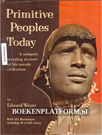 Primitive Peoples Today