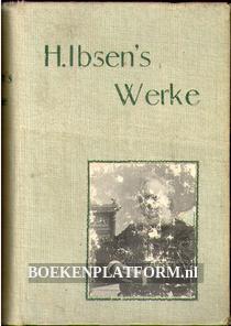 H. Ibsen's Werke ***