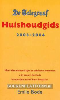 Huishoudgids de Telegraaf 2003-2004