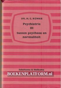Psychiatrie III
