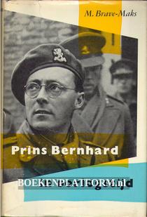 Prins Bernhard in oorlogstijd