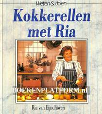 Kokkerellen met Ria