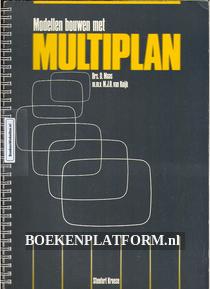 Modellen bouwen met Multiplan
