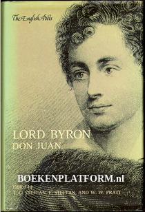 Lord Byron: Don Juan