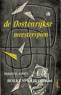 De Oostenrijkse meesterspion