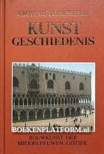 Bouwkunst der Middeleeuwen: gotiek