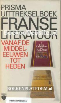 2445 Prisma uittrekselboek Franse literatuur