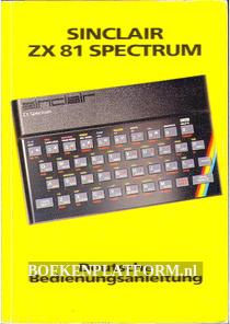 Sinclair ZX81 Deutsche Bedieningsanleitung
