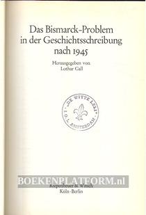 Das Bismarck Problem in der Geschichtsschreibung nach 1945