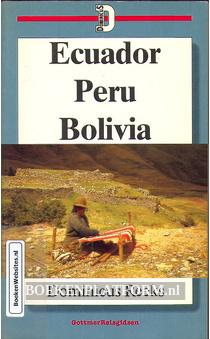 Ecuador Peru Bolivia