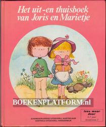 Het uit en thuisboek van Joris en Marietje