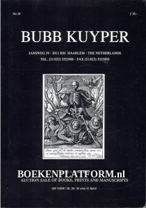 Auction Sale of Books, Prints and Manuscripts 1999