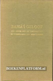 Baha'i geloof