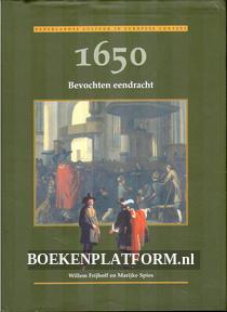 Bevochten eendracht 1650