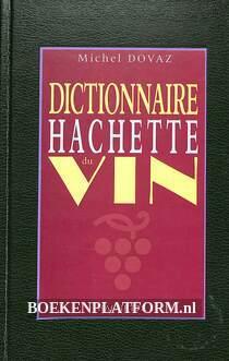 Dictionaire Hachette du Vin