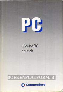 PC GW-BASIC Deutsch