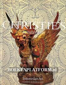 Christie's Auction Indonesian Art