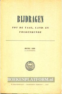 Bijdragen tot de taal-, land- en volkenkunde