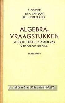 Algebra vraagstukken