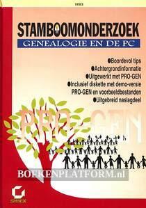 Stamboom-onderzoek, genealogie en de PC
