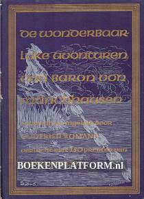 De wonderbaarlijke avonturen van Baron von Münchhaussen