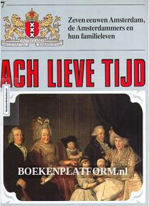 Amsterdammers en hun familieleven