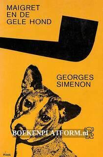 0943 Maigret en de gele hond