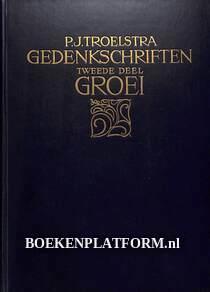 Gedenkschriften II P.J.Troelstra