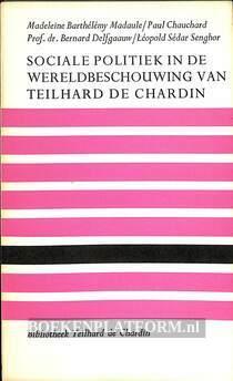 Sociale politiek in de wereldbeschouwing van Teilhard de Chardin