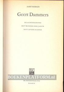 Geert Dammers, trilogie