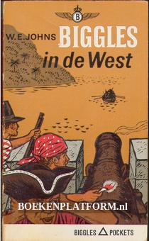 Biggles in de West