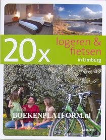 20x logeren & fietsen in Limburg