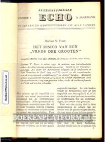 Intenationale Echo 1946-'47 dl. 01