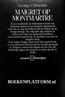 0011 Maigret op Montmartre