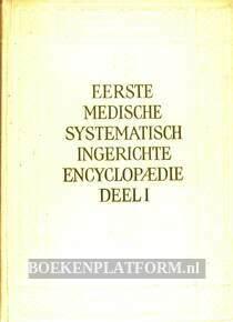 Eerste medische systematisch ingericht encyclopaedie in 2 delen